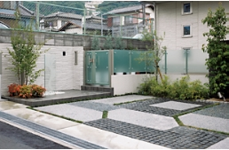 2008年 新日軽エクステリアコンクール受賞作品